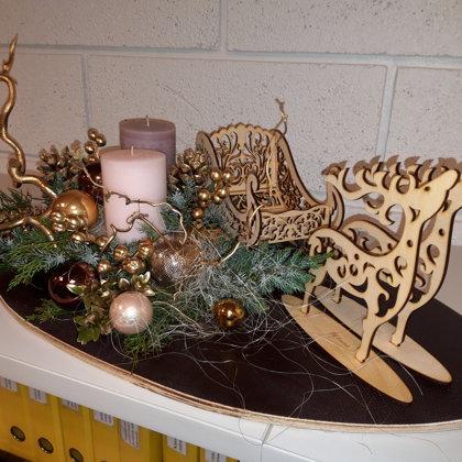 Ziemassvētku dekori