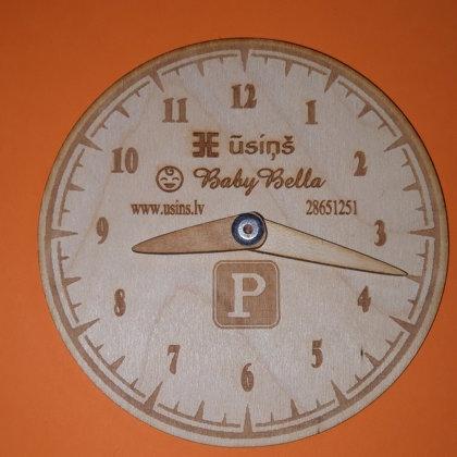 Auto pulkstenis